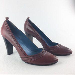 Biala Women's 8M Leather Heels